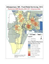 Albuquerque Map Albuquerque Retail Food Store Locations