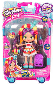shopkins shoppies world vacation visits mexico doll rosa pinata