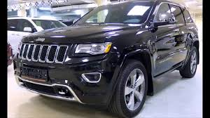 overland jeep grand cherokee 2015 model jeep grand cherokee overland youtube