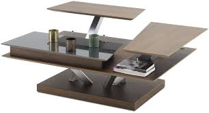 Coffee Tables Glass by Contemporary Coffee Table Glass Mdf Rectangular Barcelona