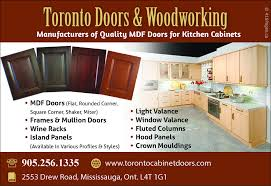Kitchen Cabinets In Mississauga Toronto Doors U0026 Woodworking 416 Pages
