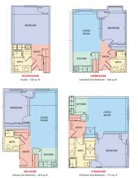 floor plans for floorplans for the towers assisted living at bridgeway pointe