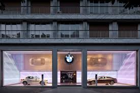 bmw showroom bmw paris jukanovic
