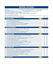 sample medical history form lukex co