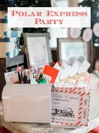 Christmas Party For Kids Ideas - polar express party christmas party for kids