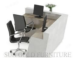 L Shaped Salon Reception Desk Popular L Shape Wooden Office Reception Desk Salon Cashier Counter