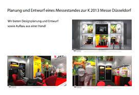 Planung K He Auf Der Kunststoffmesse 2013 Heitmann Werbetechnik U0026 Messbau
