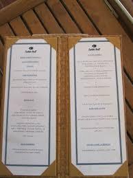 lunch menu at curtain bluff picture of curtain bluff resort