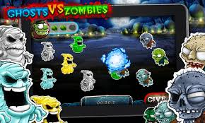 halloween ghosts vs zombies android apps on google play