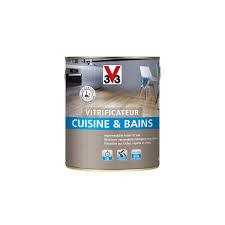 v33 cuisine vitrificateur cuisine et bain cuisines bains v33 2 5 l