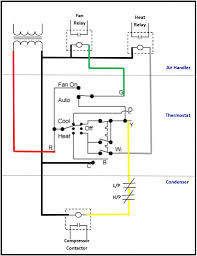 fan relay switch simple relay switch wiring diagram at hvac fan with to low voltage