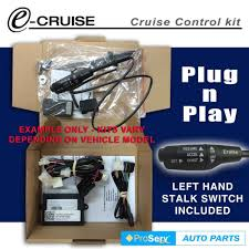 cruise control kit nissan navara d22 2 5 crdi 2006 on with lh