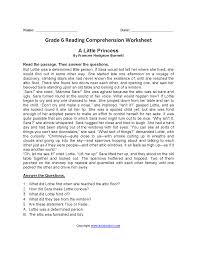 Flag Day Reading Comprehension Worksheets Ideas About Free Printable Comprehension Worksheets For Grade 6