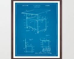 Engineering Drafting Table Architect Table Etsy