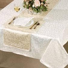 opal innocence lenox tablecloth bardwil curtainshop