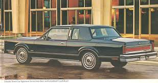 Old Lincoln Town Car Curbside Classic 1978 Lincoln Continental Town Coupe U2013 Cafe Is Coming