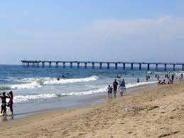 Map Of Los Angeles Beach Cities by Hermosa Beach California Wikipedia