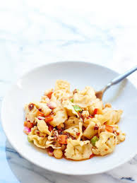 greek tortellini salad by two peas by two peas and their pod