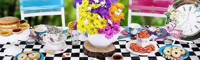 Alice In Wonderland Decoration Ideas Alice In Wonderland Party Supplies Party Delights