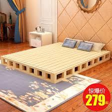 Support Bed Frame Usd 176 38 Wood Board Mattress 1 8 M Ribs Frame Waist
