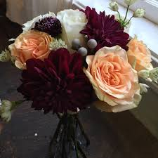 burgundy flowers burgundy and white wedding flowers floral artistry by