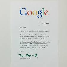 little google letter business insider