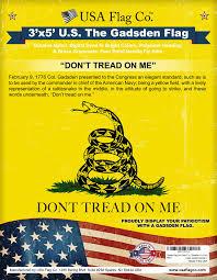 Gadsden Flag History Photo Collection Gadsden Flag Don T