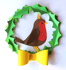 craft activities for the festive holiday season holiday wreath