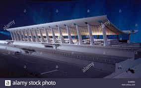 Dulles Terminal Map Building Dulles International Airport Stock Photos U0026 Building