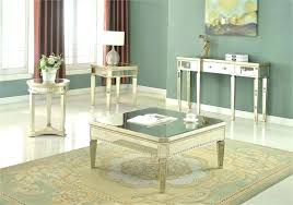 small mirrored coffee table mirrored cocktail table cottage house decor inspiration mirrored