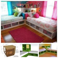 Space Saving Bedroom Furniture For Teenagers by Space Saving Twin Bed Corner Unit Guide And Tutorial Corner
