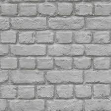 brick wallpaper brick effect wallpaper grey brick wallpaper