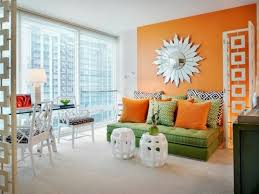paint walls u2013 paint ideas for orange wall design interior design