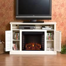 shop boston loft furnishings 48 in w 4700 btu antique white wood