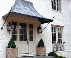 Front Door Awnings Wood Front Door Awnings I84 For Excellent Home Decorating Ideas With