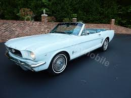 1960s mustangs for sale 1966 ford mustang convertible light blue for sale town
