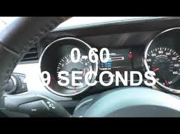 2015 ford mustang 0 60 2015 mustang gt learning the coyote 0 60 testing