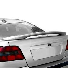 volvo s40 spoilers custom factory roof lip u0026 wing spoilers