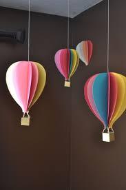 hot air balloon decorations appealing hot air balloon decorations twuzzer