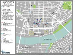 Map Of Cincinnati File Map Usa Cincinnati01 Svg Wikitravel Shared