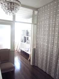 folding screen room divider cheap easy curtain dividers hanging