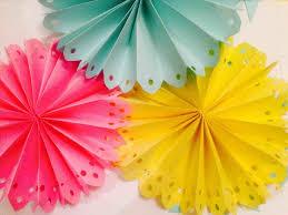 how to make paper fans how to make paper fans for weddings weddings234