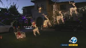 Christmas Lights In Torrance Torrance Residents Concerned About Traffic From Neighborhood