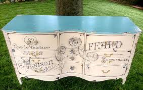 themed dresser 16 gorgeous blue painted furniture projects the graphics fairy