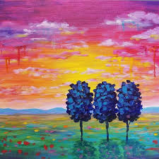 178 best free acrylic painting tutorial videos by angela anderson