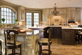 High End Kitchen Island Lighting High End Kitchen Cabinets Solid Wood Cabinet With Idea 16