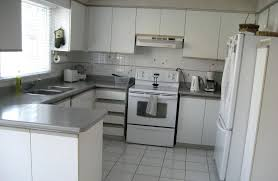gray countertops with white cabinets white cabinets grey countertops image of get grey granite white