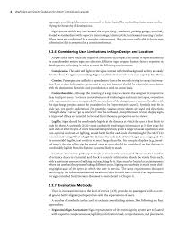Reflective Writing Sample Essay Chapter 2 Signing And Wayfinding Process Wayfinding And
