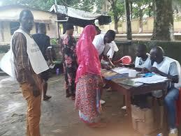 r駸ultats par bureau de vote scrutin présidentiel en guinée quelques résultats sortis des