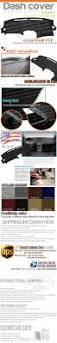 nissan altima 2015 dash mat fits 2007 2012 nissan altima dash cover mat dashboard pad black